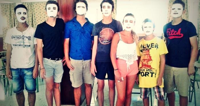 Summer camp – Tarifa Spain
