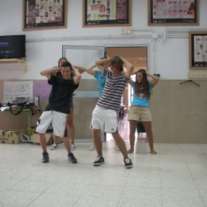 summer camps for teens tarifa, rehearsal for party night