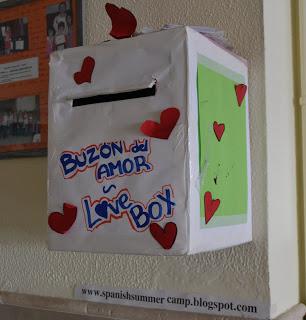 summer camps for teens tarifa, love box