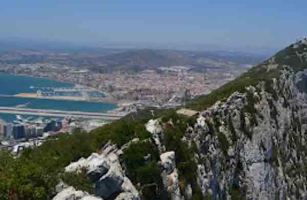 Campamentos-de-verano-jovenes, excursión a Gibraltar