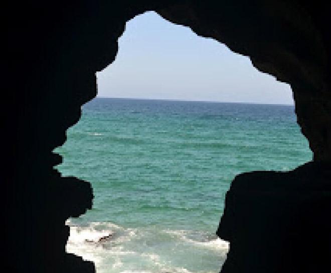 Lengua-y-aventura-Espana, grutas hercules en Tanger