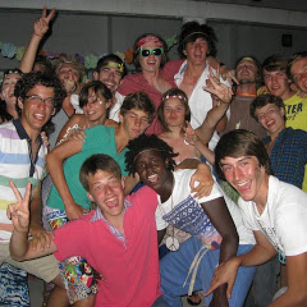 Teen-travel-experiences-Spain, farewell party summer camp