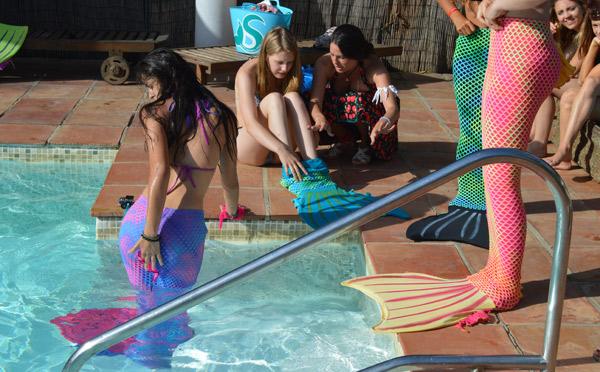 Best-adventures-summer-camp-Spain, mermaids in Tarifa