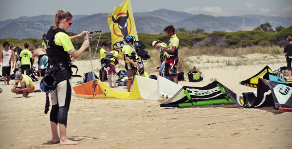 Summer-Kitesurfcamp-experience-for-teenagers-Spain, top spot Tarifa