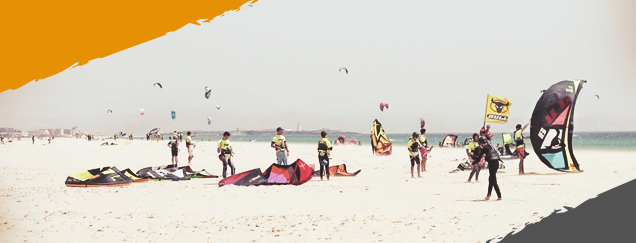 kitesurf camp for teens, prices and dates