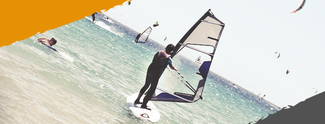 windsurf camp for teens, presentation