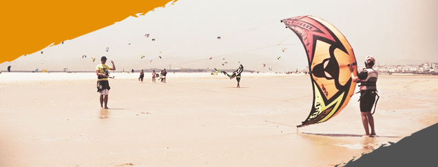 kite board camp, enjoy kiteboarding in spring