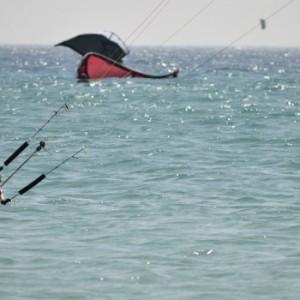 kitesurf camp for teens tarifa, kite