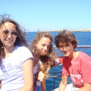 summer camps for teens, enjoying the sea breeze