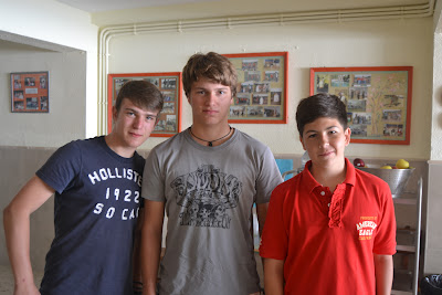 International youth summer camps Spain, veteran students