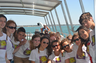 summer camps for teens tarifa, going to cadiz by boat