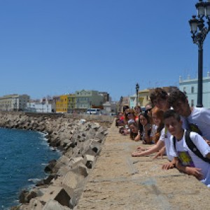 summer camps for teens tarifa, fieldtrip cadiz