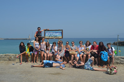 summer camps for teens tarifa, mediterranean side