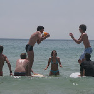 summer camps for teens tarifa, water games los lances beach