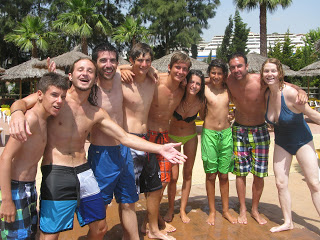 summer camps for teens tarifa, bahia water park algeciras