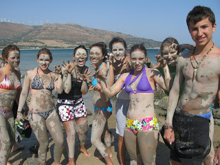 summer camps for teens tarifa, mud