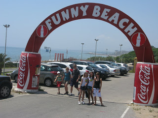 summer camps for teens tarifa, funny beach marbella