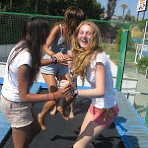 summer camps for teens tarifa, trampolin marbella