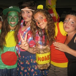 summer camps for teens tarifa, teen camp party