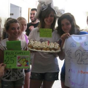 summer camps for teens tarifa, birthday cake