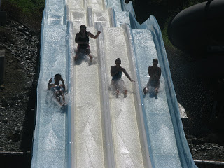 summer camps for teens tarifa, water slides