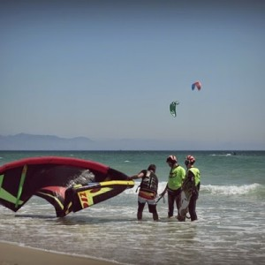 kitesurf camp for teens tarifa, bull summer games