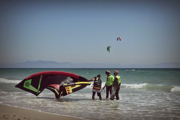 Lenguaventura - Kitesurfing