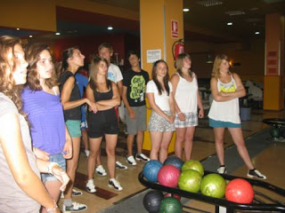 summer camps for teens tarifa, bowling