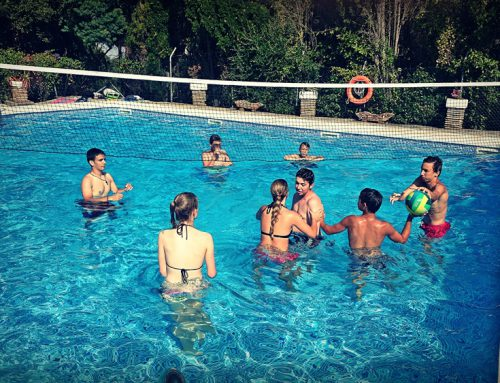 Summer Camp for teens in Tarifa