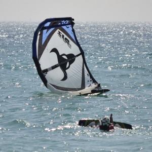 kitesurf camp for teens tarifa, water start