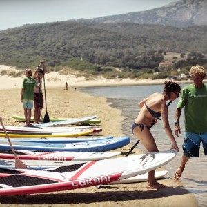 summer camps for teens, starting stand up paddling lessons