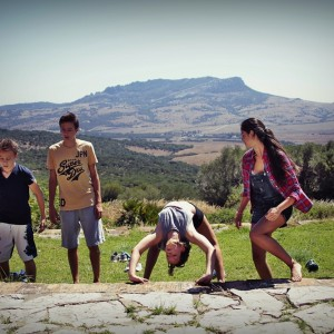 adventure camp for teens, move in nature