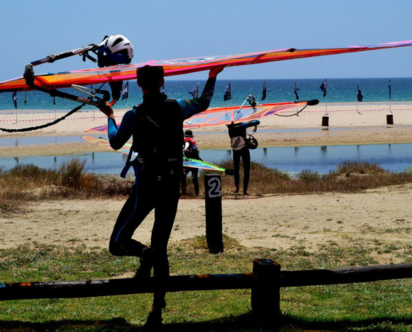 Best-teen-summer-programs-Spain, kitesurf camp Tarifa