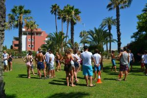 Summer camp for teens, activity Sotogrande