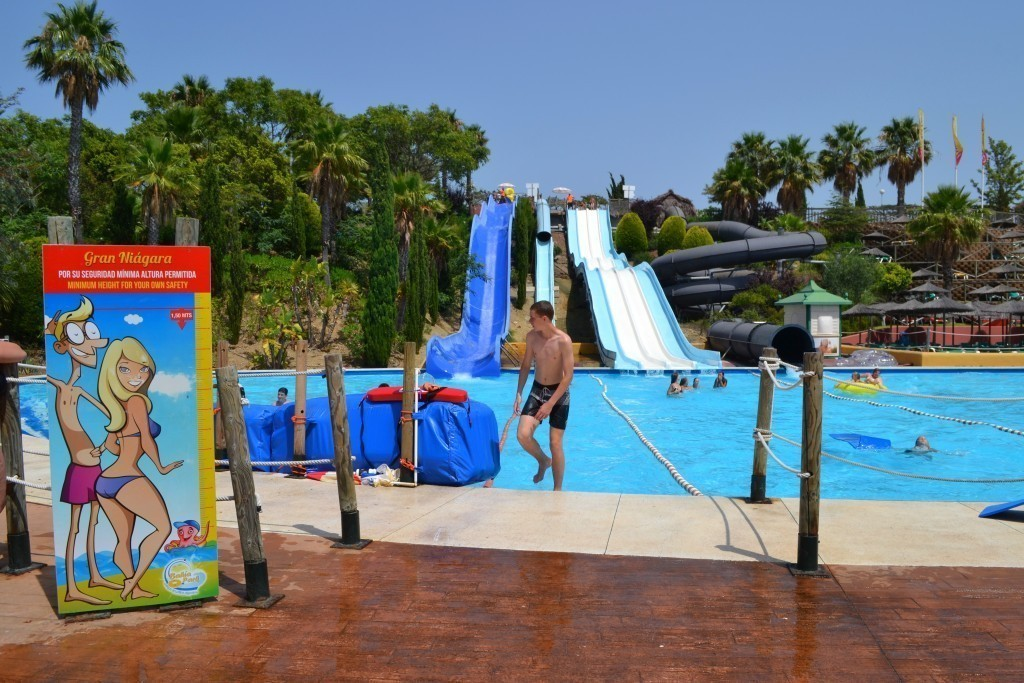 summer camps for teens, Bahia Park Algeciras