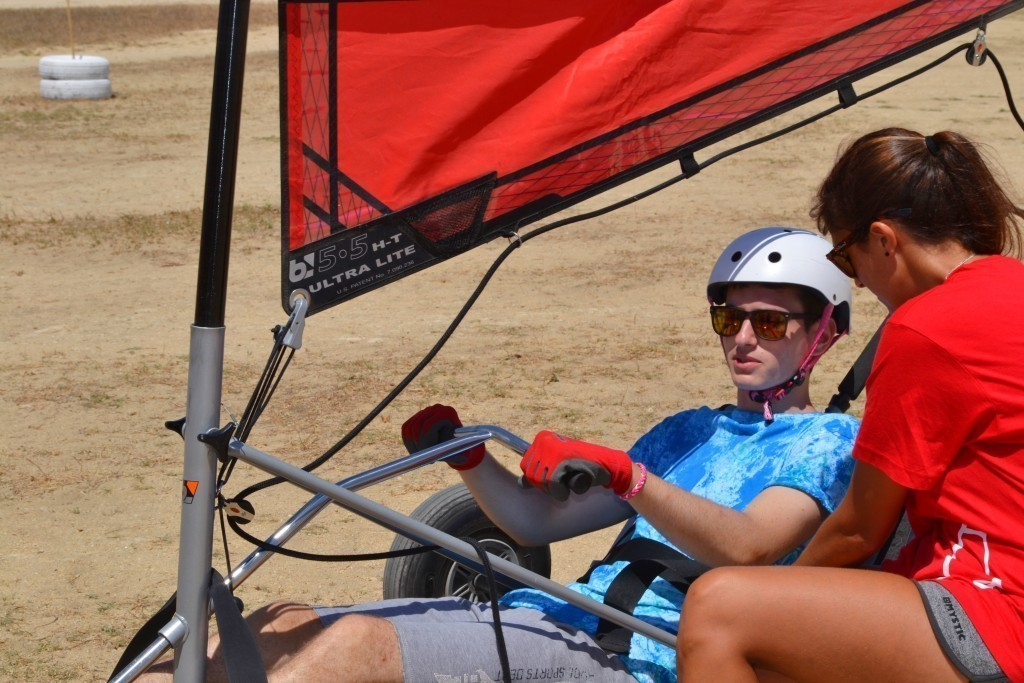 summer camps for teens, explication from instructor