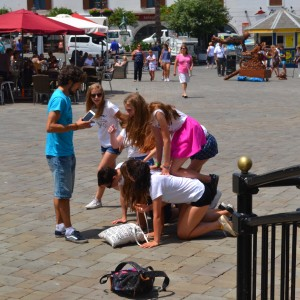 summer camps for teens tarifa, grand casemates square