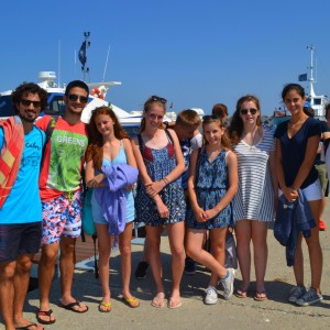 summer camps for teens, port Tarifa