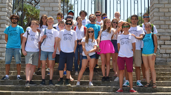 Overnight-summercamp-for-teenagers-Tarifa-Spain, fieldtrip to Gibraltar