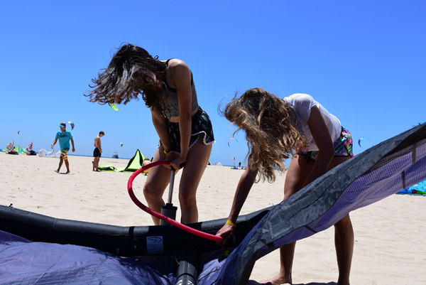 Youth-kitesurfing-camps-Spain, kitesurfing Tarifa