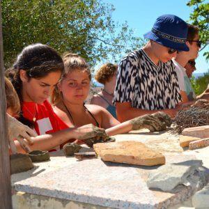 Adventure camp for teens, workshop