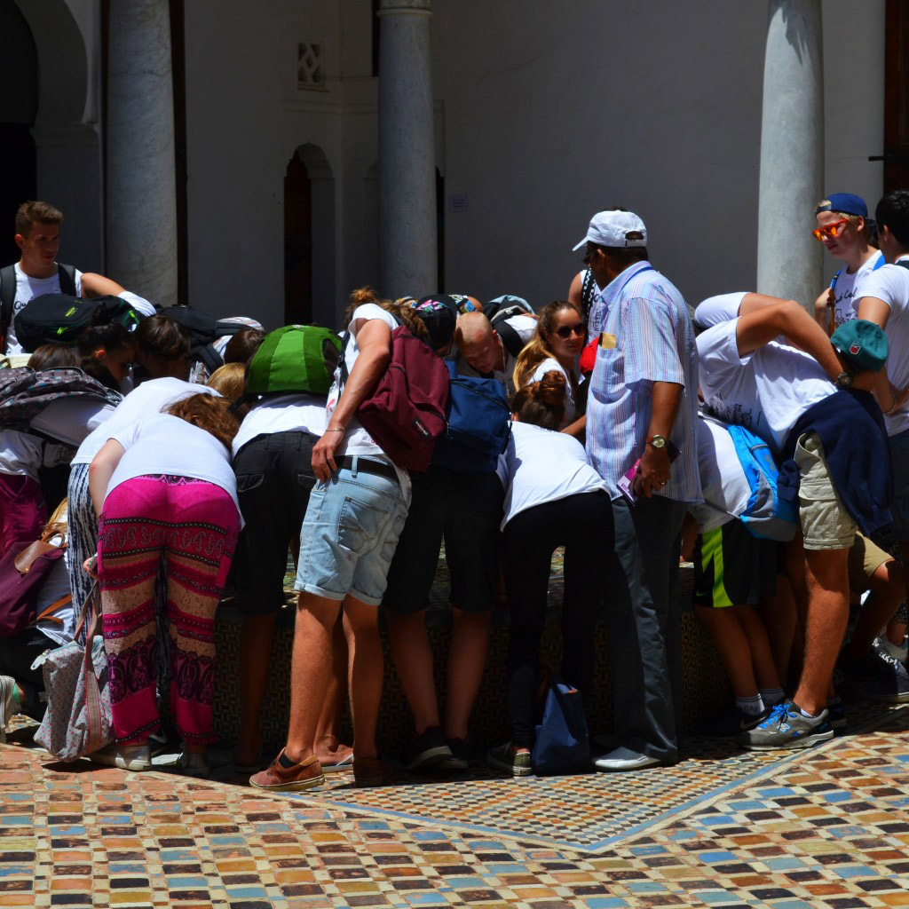 summer-programs-teenagers-Tarifa-Spain, fieldtrip to Morocco