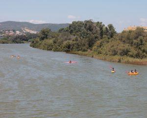 unforgettable summer camp memories, river kayaking southern spain