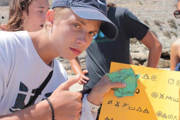 Sommercamp-E-Broschuere, Sommercamps für Jugendliche in Tarifa