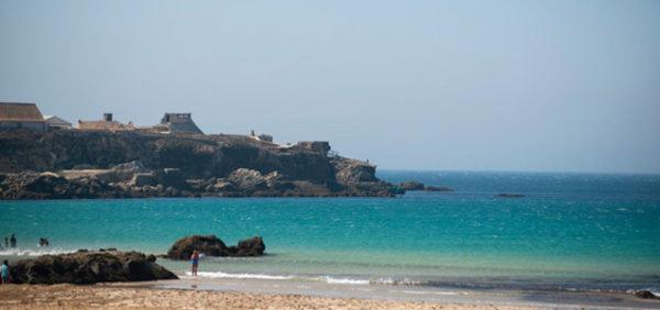 Sommerlager-fuer-Teenager, Insel de las Palomas, Tarifa