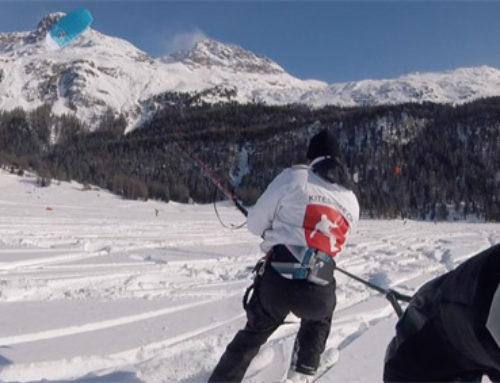 Snowkiting – Las mejores razones para practicarlo