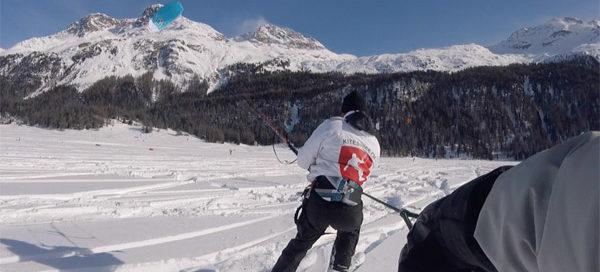 snowkiting-en-Suiza