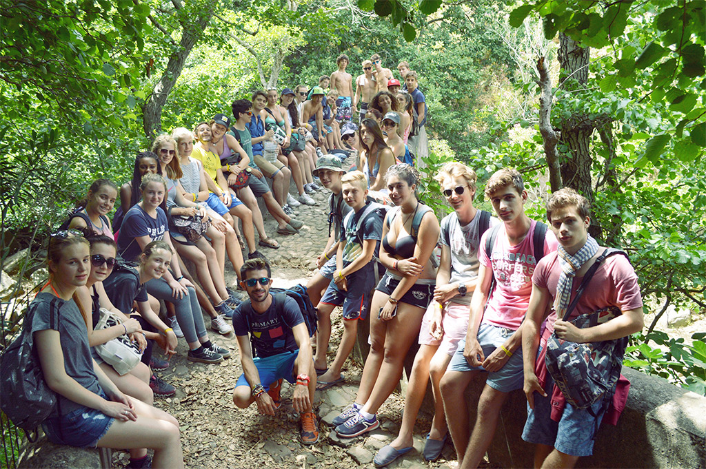 Spain-summer-camps-Tarifa, group excursion