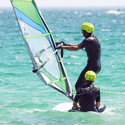 Spain-summer-camps-Windsurf