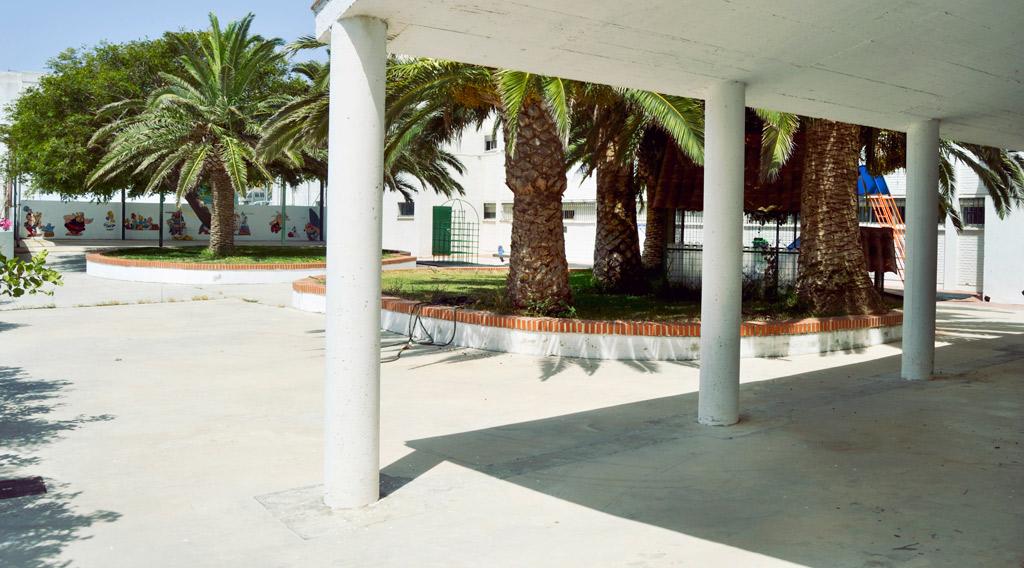 residential-summer-school, summer camp accommodation Tarifa